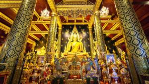 เคล็ดบูชาพระพุทธชินราช วัดพระศรีรัตนมหาธาตุพิษณุโลกเสริมดวง