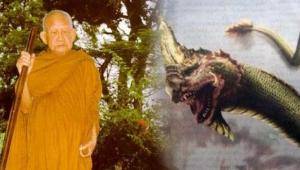 """พระดีก็ย่อมมีโอปปาติกะไปขอความช่วยเหลือ!! ... เหมือน """"พญานาค"""" ตัวนี้ที่จำแลงกายมาขอรับบารมีจาก """"หลวงปู่หลุย"""" ณ ถ้ำแก้งยาว นานสามวันสามคืน!!"""