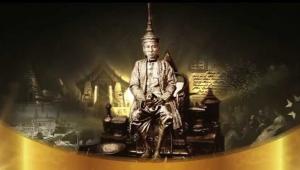 ภาพระบบสุริยจักรวาล...ภาพแรกในไทย !!! โดยแนวคิดของ ร.4 ผู้ปรีชาญาณด้านดาราศาสตร์...จิตรกรรมฝาผนัง วัดบรมนิวาส...
