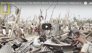 รวมฟุตเทจหายากของภัยพิบัติทางธรรมชาติที่รุนแรงที่สุด