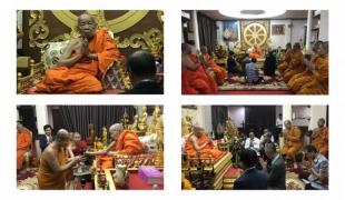 พระธรรมทูตไทยสายอินเดีย-เนปาลกราบสังฆราชลาว