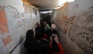 อียิปต์ค้นพบสุสานนักบวชหญิงเก่าแก่ 4,400 ปี