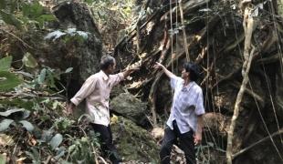 ผวาทั้งหมู่บ้าน อาถรรพ์ถ้ำผีเฮี้ยน กลางดึกเสียงดนตรีไทยกังวาน