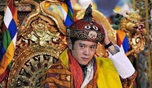"""พ่อแห่งภูฎาน ทรงพระเจริญ! ๒๑ ก.พ. วันคล้ายวันพระราชสมภพ """"สมเด็จพระราชาธิบดีจิกมีฯ"""""""