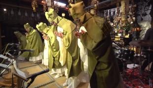 พระญี่ปุ่นไอเดียบรรเจิด รังสรรค์'บทสวดมนต์ประกอบดนตรี'