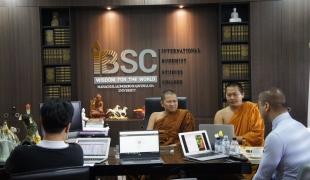"""""""IBSC มจร"""" ผนึก """"Google"""" พัฒนาพุทธปัญญาประดิษฐ์เพื่อชาวโลก"""