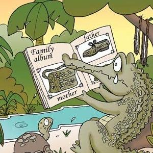 Alligaterfamily