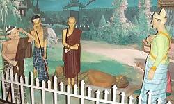 ประวัติหลวงปู่มั่น ภูริทัตโต 88 พระตาย
