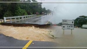 วิกฤติด้ามขวานไทย หลายจังหวัดจมบาดาลหรือนี่คือสัญญาณเตือนของธรรมชาติ?? (รวมภาพอุทกภัยภาคใต้จากหลายพื้นที่)
