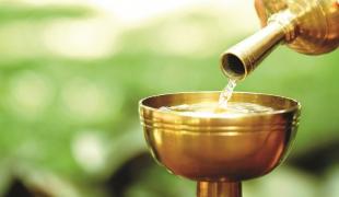 กรวดน้ำ ไม่ต้องไปกรวดมันหรอก : หลวงพ่อพระราชพรหมยาน