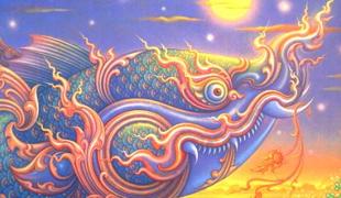 ประวัติปลาอานนท์(ฉบับพุทธ)จากชาดก