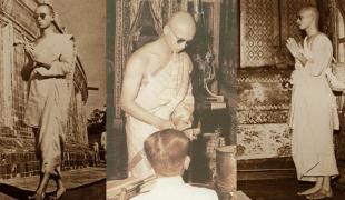 ในหลวง (ร.๙) ทรงสอนภาวนาอานาปานสติ