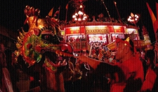 งานตรุษจีนปากน้ำโพ...สุดยิ่งใหญ่ !!! ประชาชนมากมายแห่ทำบุญ แก้ปีชง เสริมดวงสิริมงคล !!!
