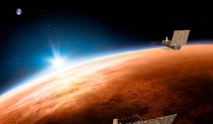 นาซ่าส่งยานสำรวจมุ่งศึกษาแผ่นดินไหวบนดาวอังคาร