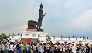 วันวิสาขบูชาโลก 2561 จัดอีกครั้งในประเทศไทย