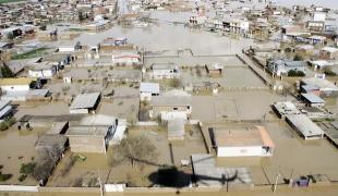 อิหร่านที่เคยแห้งแล้งเจอน้ำท่วมใหญ่ ยอดตายเพิ่มเป็น21ศพ,เชื่อเป็นเพราะภาวะโลกร้อน