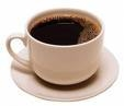 coffee cup black