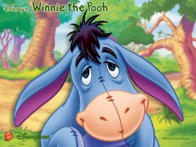 normal winnie the pooh eeyore