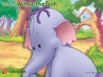 normal winnie the pooh lumpy