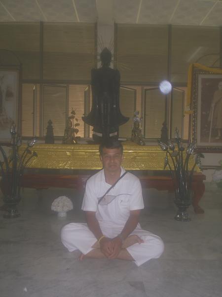 วิหารหลวงปู่ชา วัดหนองป่าพง อุบล