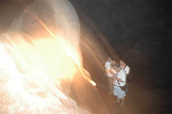 ถ้ำพันธุรัตน์ เขาสก สุราษฏฯ