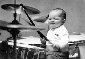 baby drummer 2