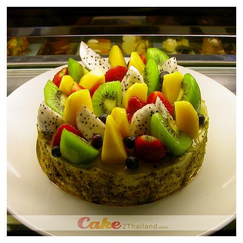 Pistachio Fruit Cakes