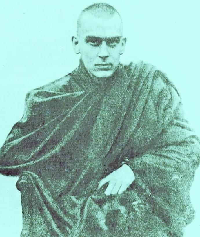 อานันทะ เมตเตยยะ 1st English monk1902AC