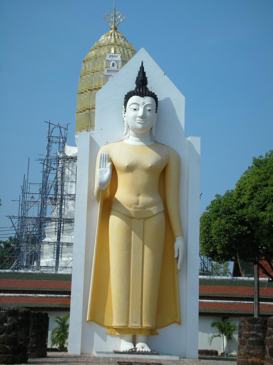 Buddha Statue in Phitsanulok