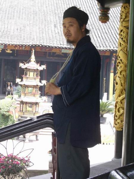 31498 Taoist monk 0