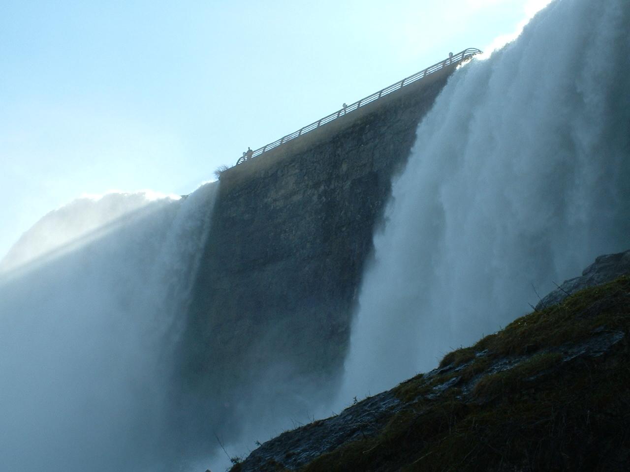Maid of the mist,Niagara Falls
