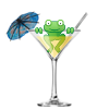 Frog Cocktail 100x100