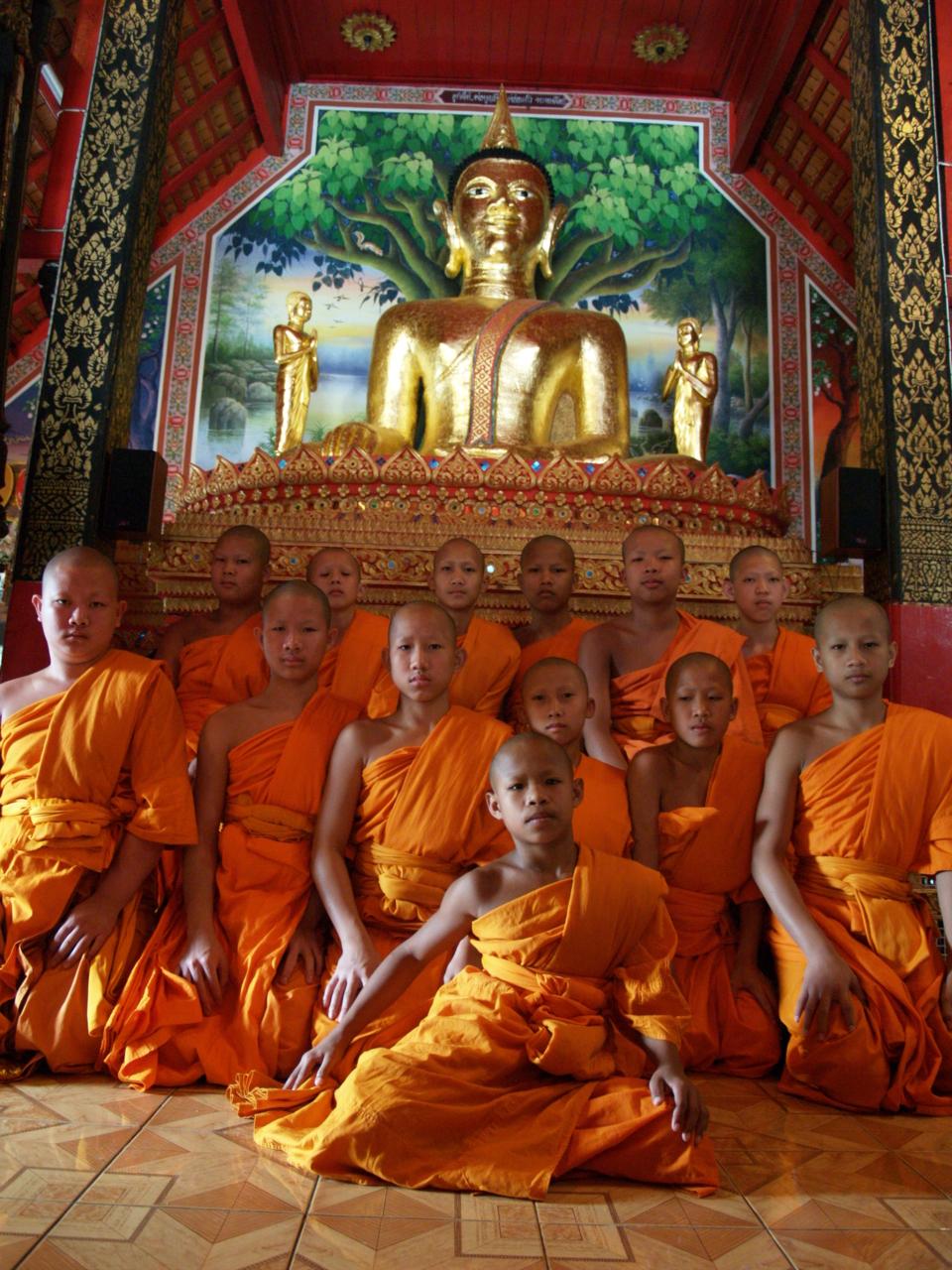 P9251421   พระพุทธรูปหลังจากบูรณะแล้ว   วัดดอกพร้าว เมือง ลำปาง