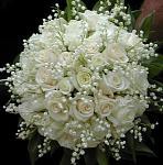 WHITE ROSE BOUGUEIT