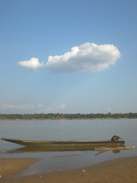 เรือ...ก้อนเมฆ