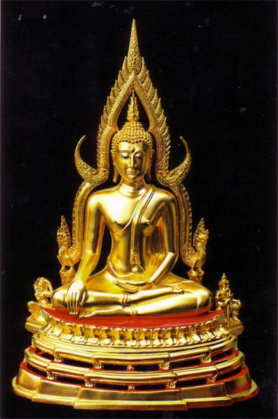 พระพุทธชินราช 9 นิ้ว รุ่นบูรณะพิพิธภัณฑ์จ่าทวี