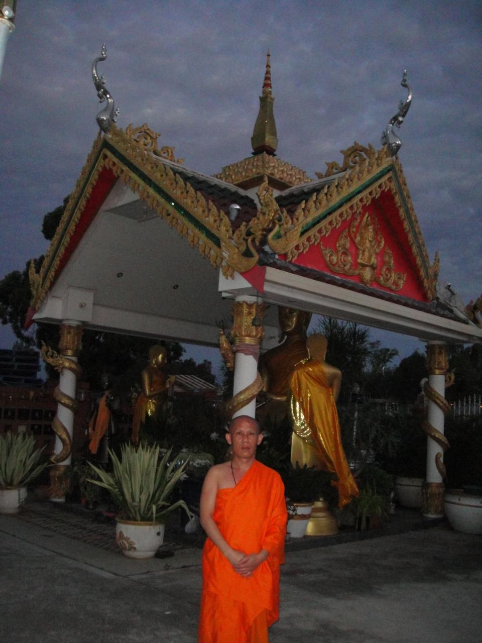 Ven.Asadachanh at Temple 19