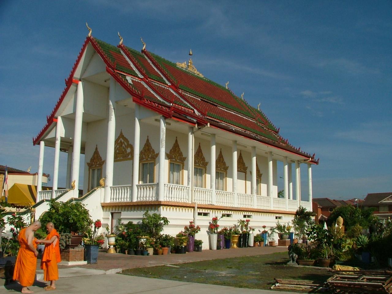 Wat Phrauortkeo out side 17