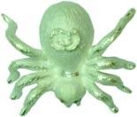 Spider white
