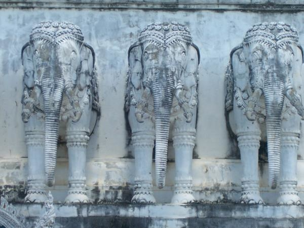 ช้างล้อมพระบรมธาตุถิ่นแถนหลวง 1