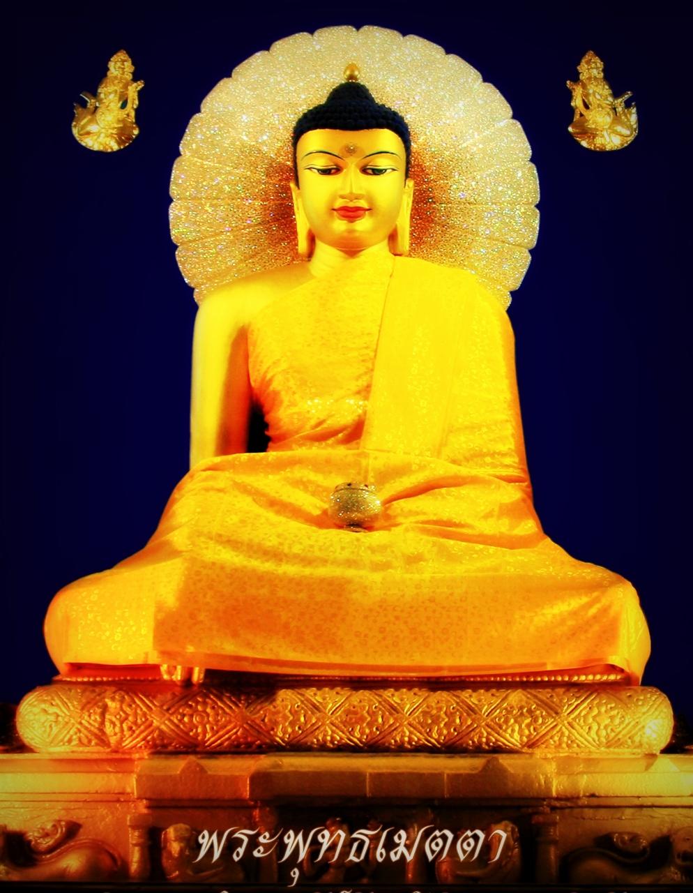 พุทธเมตตา India Bhodi Kaya