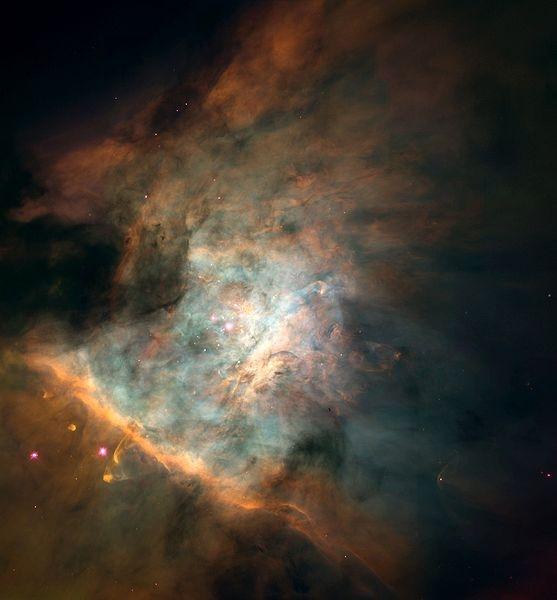 Orion nebula arp 750pix