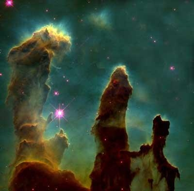 1 eagle nebula