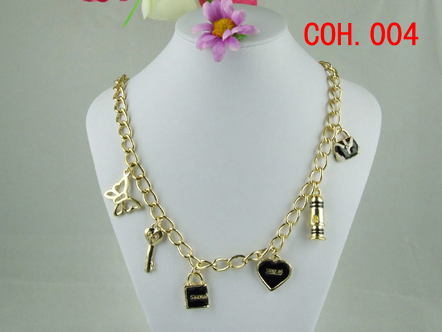 Coach Necklace cheap  COH.004