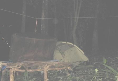คืน3ดวงธรรมต้นไม้3บนขวากลด มาฆะฤกษ์ เนินเขา สามกอง