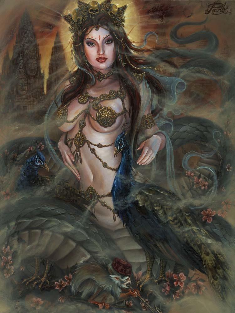 divinity  naga kanya