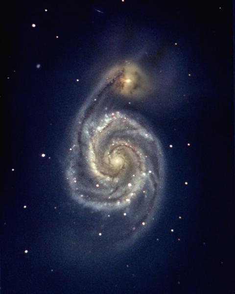 sjw galaxy m51