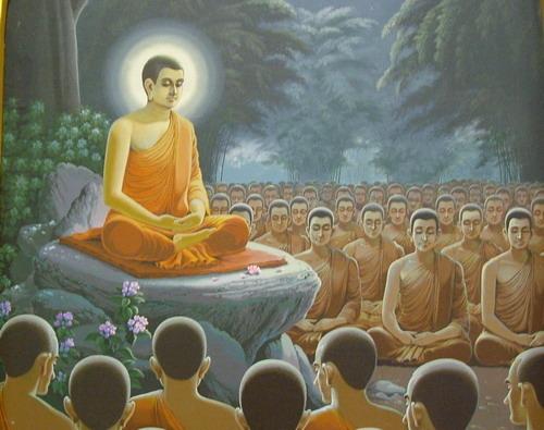 9. THE HEART TEACHING OF THE BUDDHA