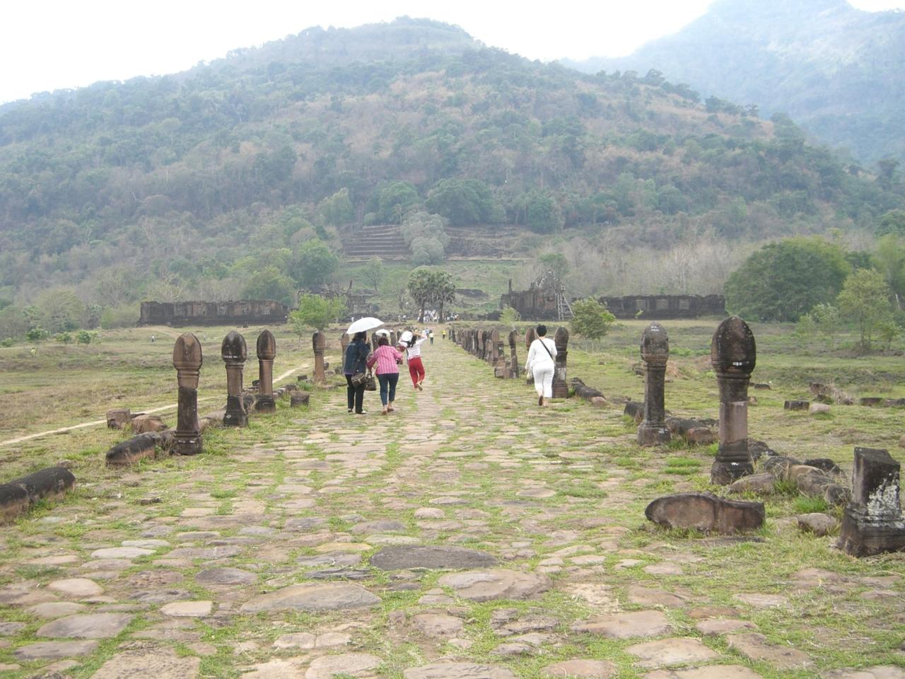ทางสู่วิหารโบราณ 1000 ปี