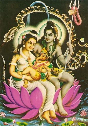 parvati photobucket9 ( พระแม่อุมา พระพิฆเนศ พระศิวะ )